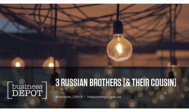 [Real Estate Presentation] 3 Russian Brothers
