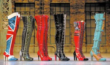 ​Stepping Up in Kinky Boots