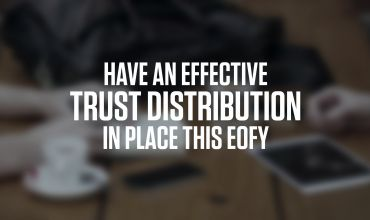 End of Financial Year Trust Distributions