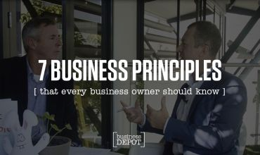 VIDEO: 7 Business Principles