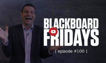 It's Blackboard Fridays Episode 100!