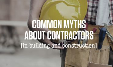Common Myths about Contractors