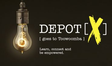 DEPOT[x] goes to Toowoomba!
