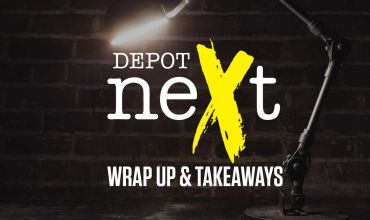 DEPOTnext 9 February presentations