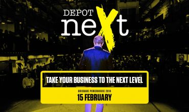 EVENT: DEPOTnext 15 February