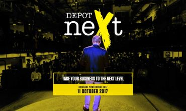 EVENT: DEPOTnext 11 October