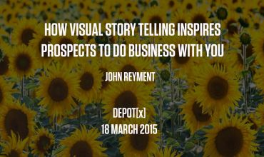 How Visual Story Telling Inspires Prospects To Do Business With You