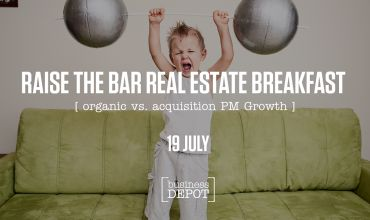 EVENT: The Pros & Cons of Organic and Acquisition Growth