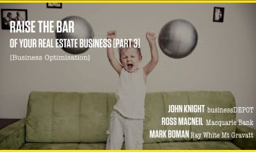 [Presentation] Raise the Bar of your Real Estate Business
