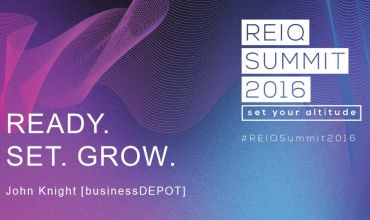 REIQ Summit - Ready Set Grow