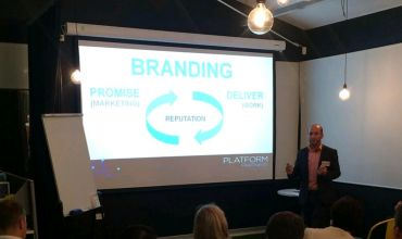 [Presentation] The Business of Branding by Simon Thompson