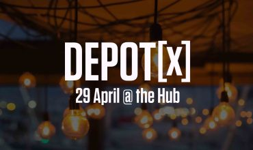 Upcoming Event ... DEPOT[x] [BOOKED OUT]