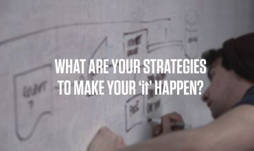4 Part Workshop to Determine Strategies to Make Your it Happen