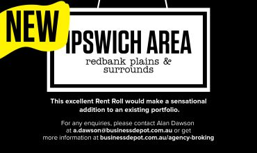 Rent Roll Only – Ipswich Area, Redbank Plains and Surrounds