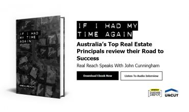 Real Reach Speaks with John Cunningham
