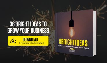 36 Bright Ideas to Grow your Business in 2017