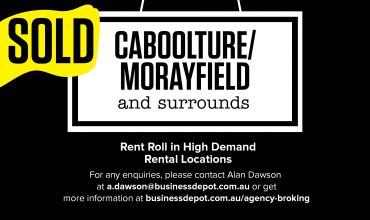 Rent Roll – Caboolture/Morayfield and Surrounds