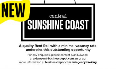 Rent Roll and Sales Agency – Central Sunshine Coast