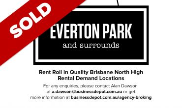 Rent Roll – Everton Park and Surrounds