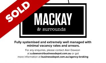 Rent Roll – Mackay and Surrounds