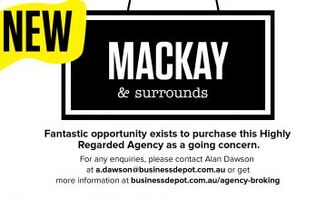 Rent Roll and/or Sales Agency – Mackay and Surrounds