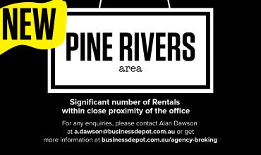 Rent Roll and Sales Agency – Brisbane North – Pine Rivers Area