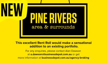 Rent Roll Only – Pine Rivers Area and Surrounds