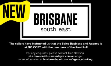 Rent Roll plus FREE Sales Agency – Brisbane South East