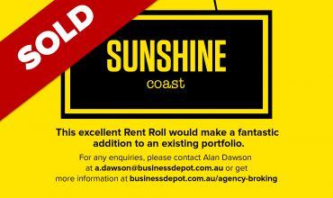 Rent Roll – Sunshine Coast