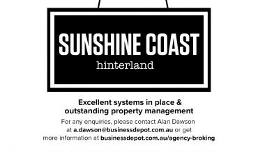 Rent Roll and Sales Agency – Sunshine Coast Hinterland