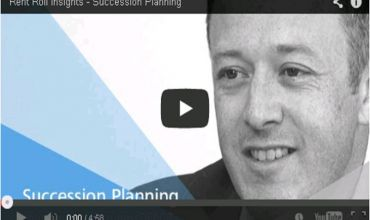 Video:  Succession Planning in Real Estate