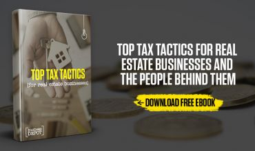 Top Tax Tactics for Real Estate Businesses