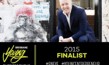 Brisbane Young Entrepreneur Finalist - John Knight