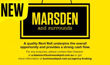 Rent Roll and Sales Agency – Marsden and Surrounds